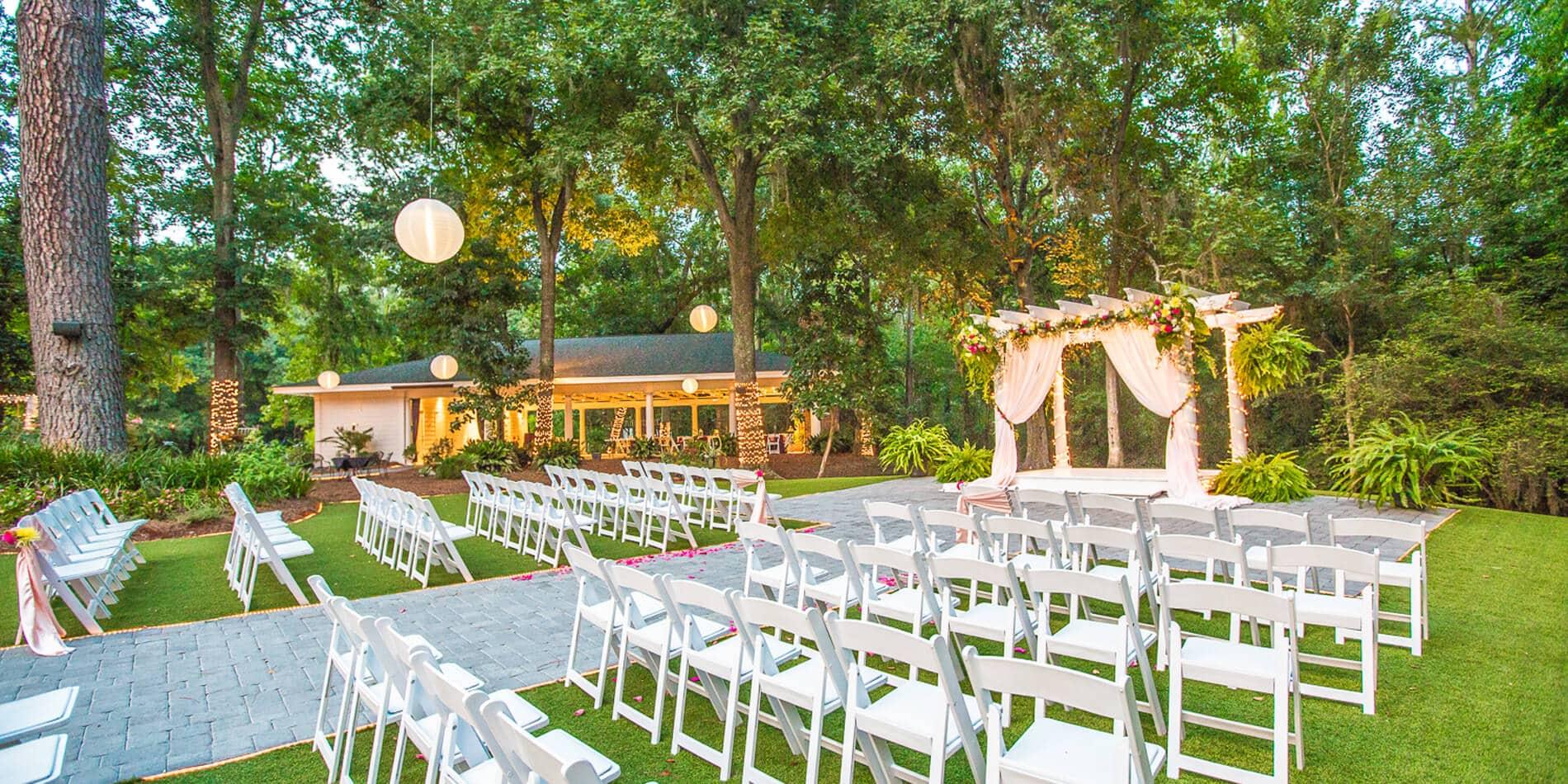 The Mackey House Wedding Rentals Savannah Ga: Plantation Wedding Venues Savannah At Reisefeber.org