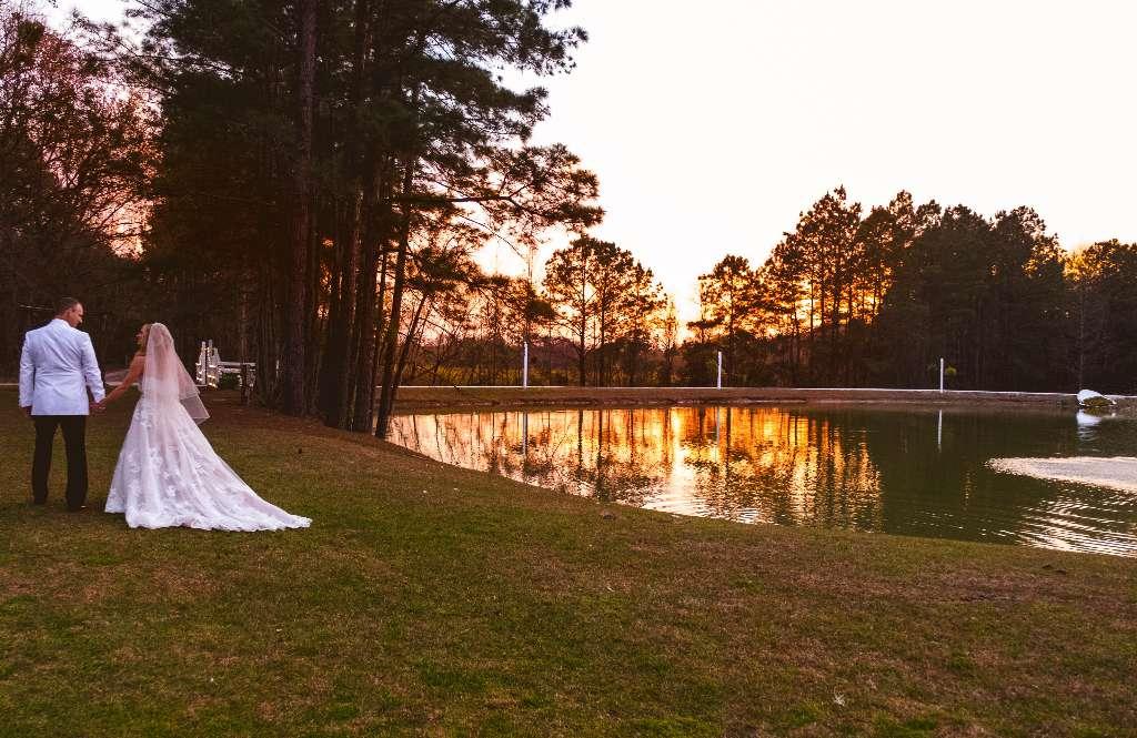small outdoor wedding venues in Savannah, GA